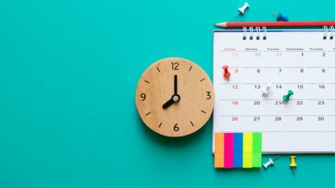 calendario personalizado para colgar