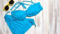 Aprende cómo lavar los trajes de baño de forma correcta