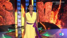 Isabel Pantoja ya ha vuelto de 'Supervivientes'