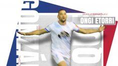 Quique González, nuevo fichaje del Eibar (Sociedad Deportiva Eibar)