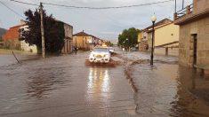 El cuadrante nordeste puede sufrir lluvias y tormentas este domingo. Foto: Europa Press