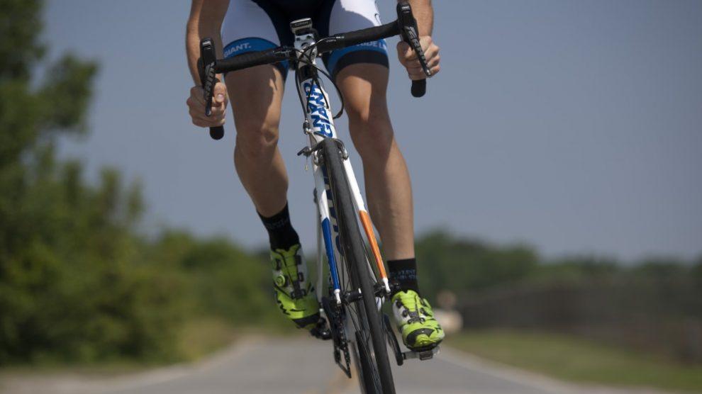 La bicicleta es perfecta para hacer varios deportes