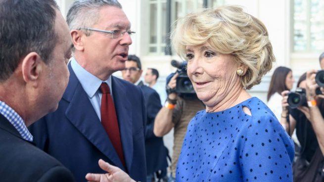 Esperanza Aguirre, ex líder del PP en Madrid @EP