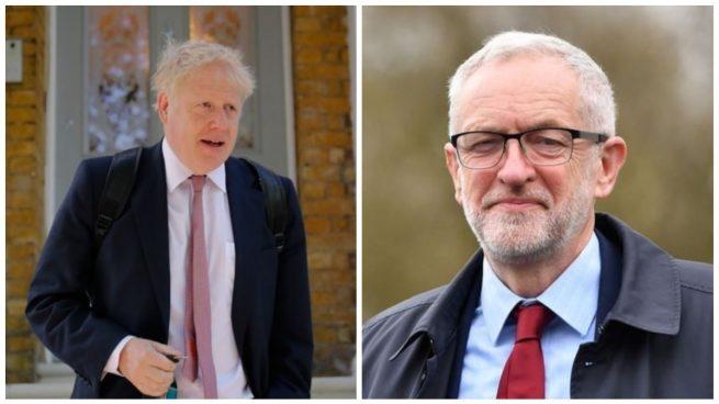 Boris Johnson acusa a Corbyn de ser «culpable de antisemitismo»