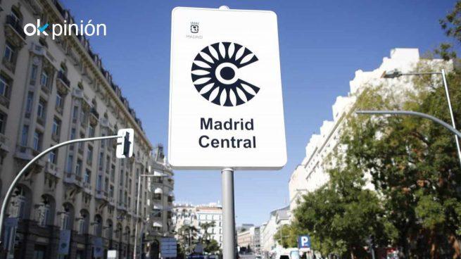 Madrid central y la España vacía