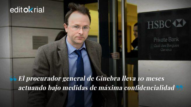 Suiza sí se atreve a investigar a los testaferros del Rey Juan Carlos