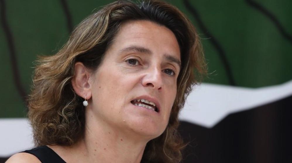 Teresa Ribera. (Foto. PSOE)