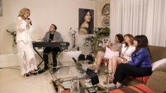 Rosa Benito abre la nueva temporada de 'Ven a cenar conmigo: Gourmet Edition'
