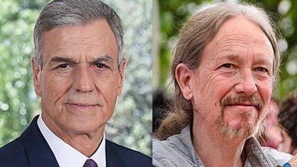 Políticos envejecidos