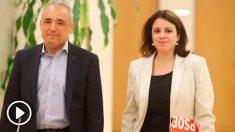 Adriana Lastra,  vicesecretaria del PSOE @Getty