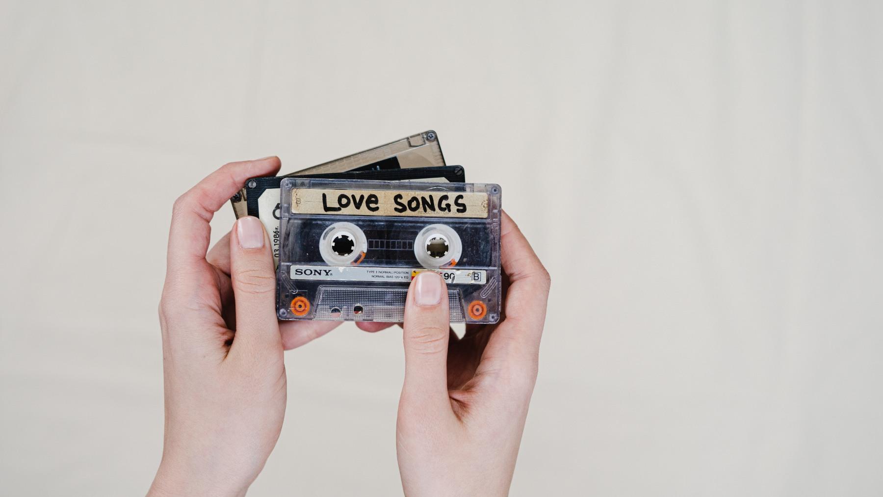 Las mejores canciones de amor