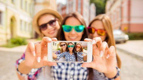 Guía de pasos para hacerse un selfie perfecto