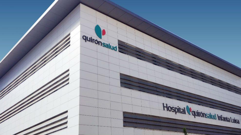 Hospital Quirónsalud Infanta Luisa (Foto: Quirónsalud)