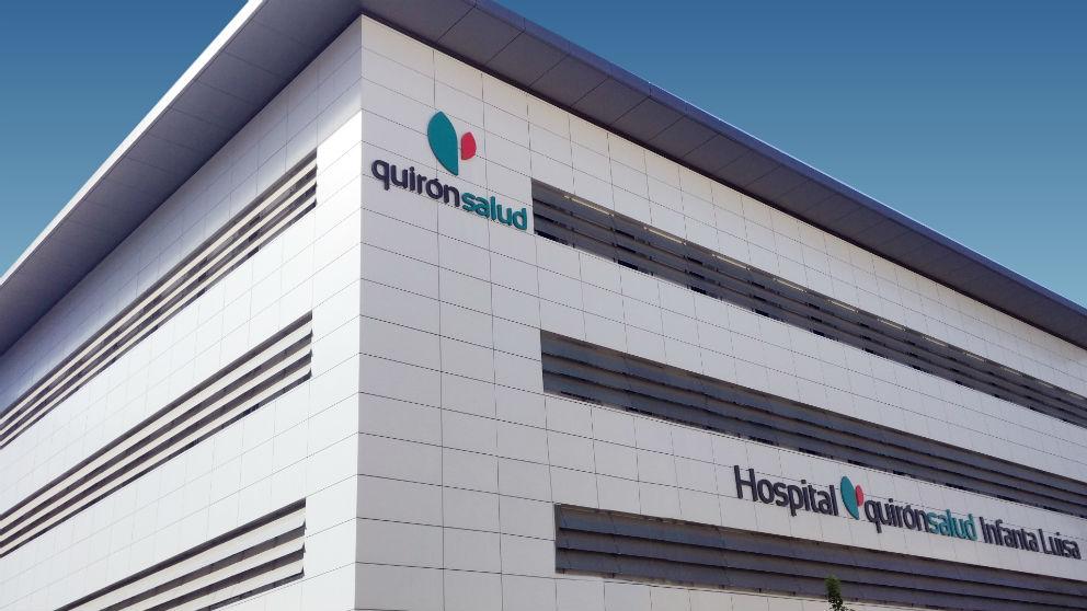 El Hospital Quirónsalud Infanta Luisa registra una donación en asistolia, la segunda en los últimos dos años (Foto: Quirónsalud)