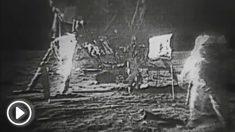 Se cumplen 50 años de la visita del Hombre a la Luna.