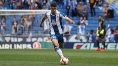 Marc Roca con el Espanyol (@Marcroca21)