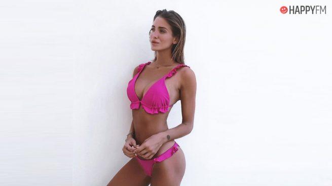 Marta López, novia de Kiko Matamoros, incendia las redes con su desnudo
