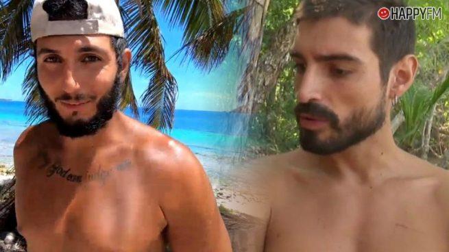Supervivientes 2019 Omar Montes Y Fabio Se Bañan Desnudos Como