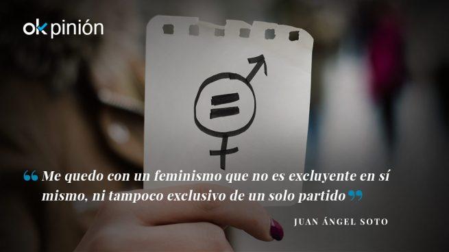 El feminismo exclusivo y excluyente de Calvo