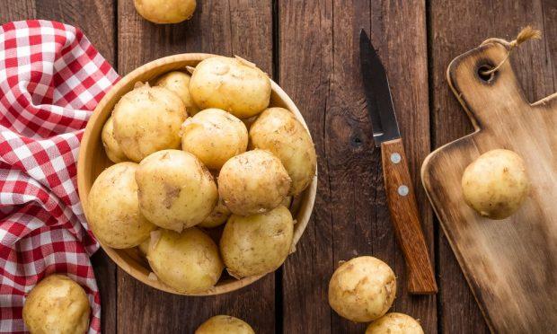 Receta de buñuelos dulces de patata