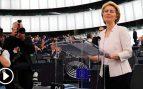 La 'popular' Von der Leyen supera la votación para ser nueva presidenta de la Comisión Europea