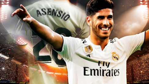 Marco Asensio ha dejado impresionado a Zidane.