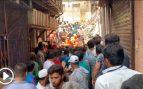 Al menos 10 personas fallecen al desplomarse un edificio en Bombay