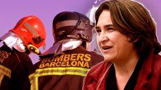 Colau modifica las oposiciones a bombero