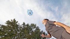 Aprende cómo hacer un divertido paracaídas de juguete