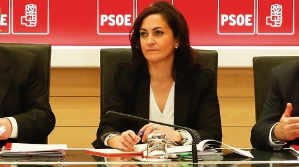 Concha Andreu, presidenta de La Rioja. (Foto. PSOE)
