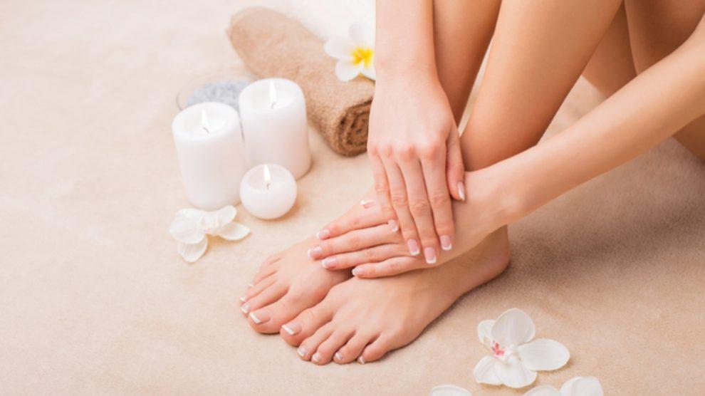 Pasos para hacer un desodorante de pies casero