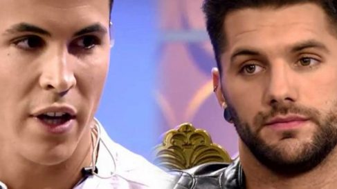 Barranco ha sido acusado por Kiko en 'MYHYV'