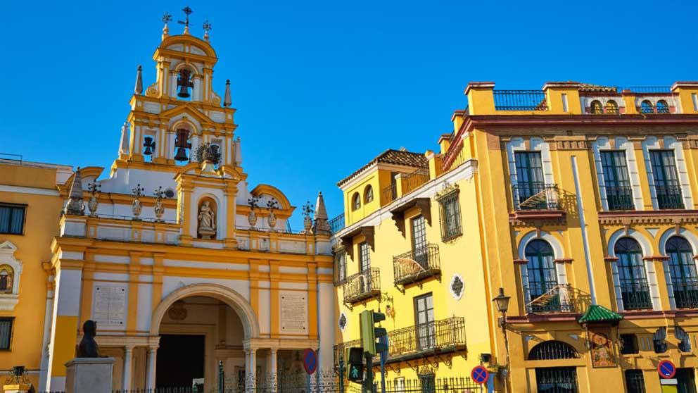 Basílica de la Macarena en Sevilla