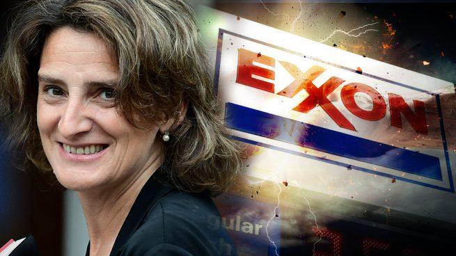 La ministra Ribera aplaude el castigo de Londres a Exxon, una de las grandes petroleras del mundo