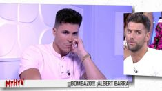 Kiko observa la confesión de Barranco en 'MYHYV'