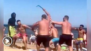 barceloneta-pelea