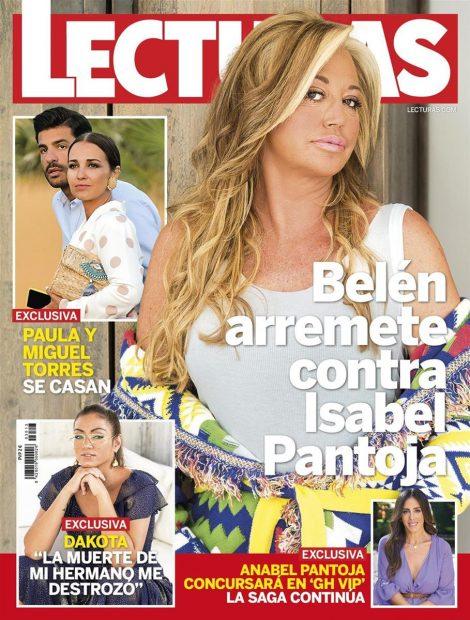 Belén Esteban arremete contra Isabel Pantoja y su paso por 'Supervivientes 2019'