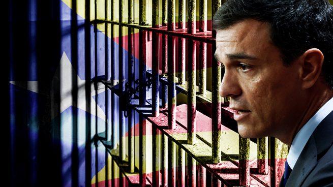 La baza 'patriota' de Sánchez si se repiten elecciones: no devolver a los golpistas a cárceles catalanas