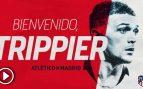 Oficial: el Atlético ficha a Trippier hasta 2022