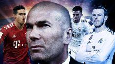 Zidane quiere acelerar la operación salida.