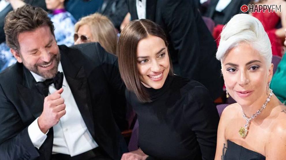 Bradley, Irina y Lady Gaga