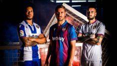 Camisetas del Levante para la temporada 2019/2020 (LevanteUD)