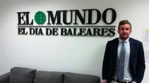 Eduardo Colom. Fuente: El Mundo.