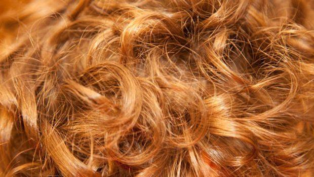 mantener las ondas del pelo