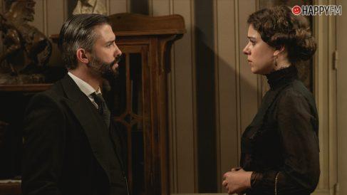 Felipe y Genoveva en 'Acacias 38'