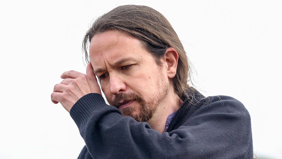 Pablo Iglesias, vicepresidente del Gobierno y líder de Podemos.