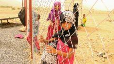 Refugiados por la guerra de Yemen @Getty