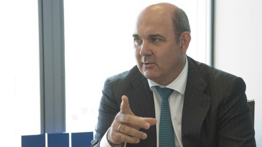 Francisco Uría, socio responsable del Sector Financiero de KPMG en EMA (Foto: KPMG)