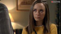 Mónica podría perdonar o no a su padre Carlos