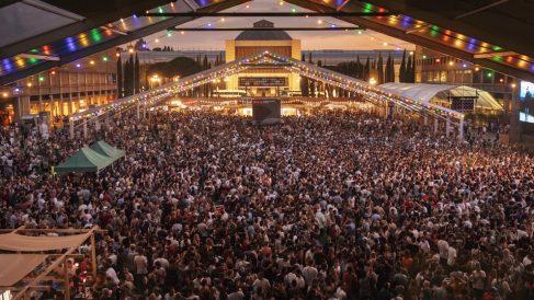 Sónar 2019 se alía una vez más con Culturebox para emitir en directo una seleccion de actuaciones.